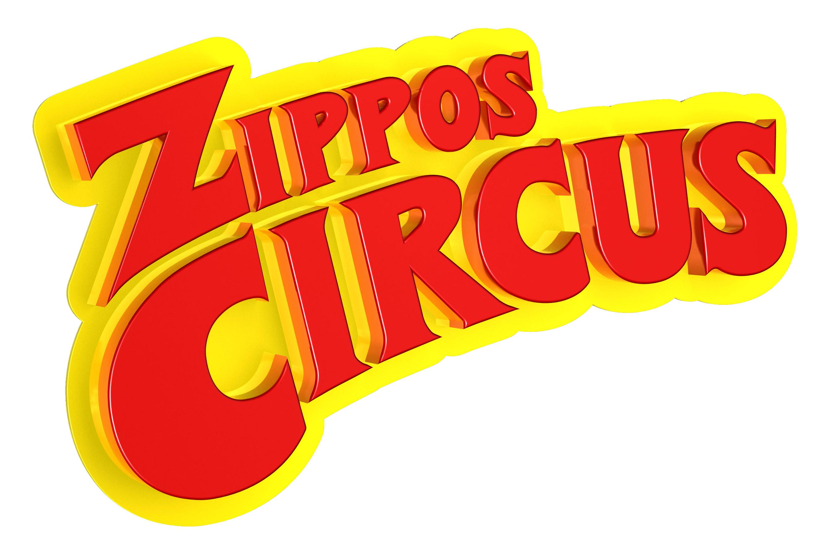 Zippos Circus logo