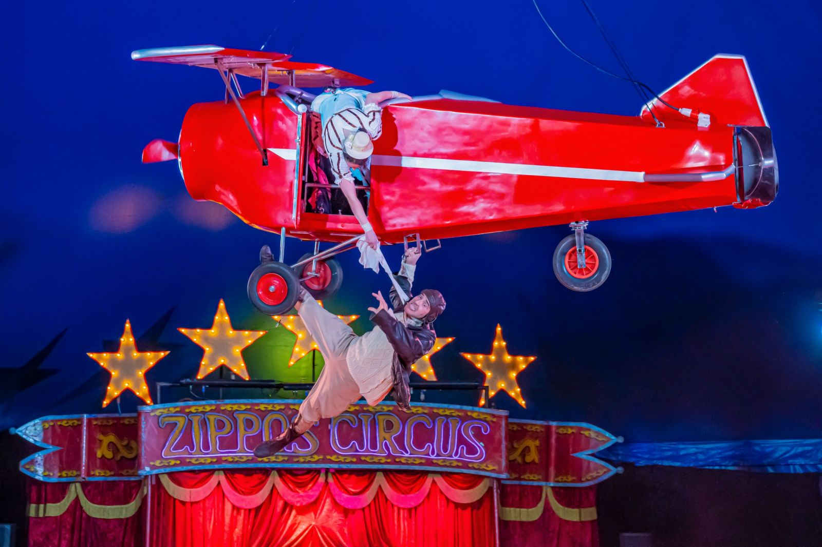 Amazing Flying Machine Duo Garcia (1) Photographer credit: Piet-Hein Out