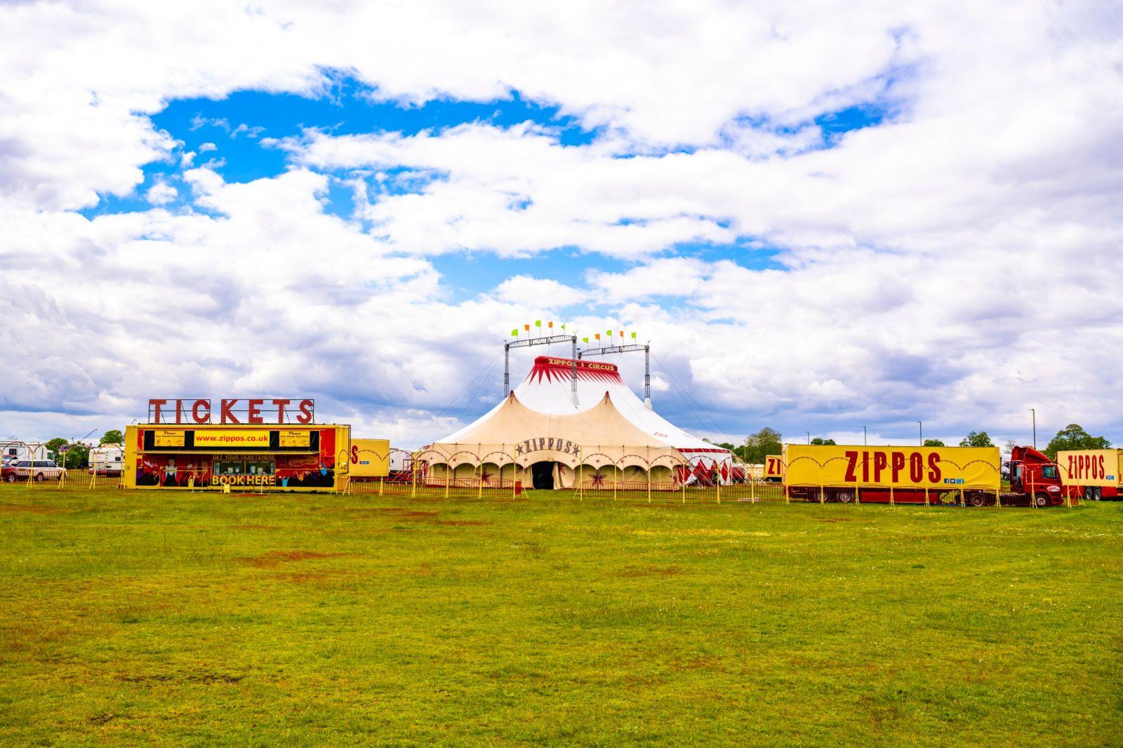 Zippos Circus Big Top (1) Photographer credit: Piet-Hein Out