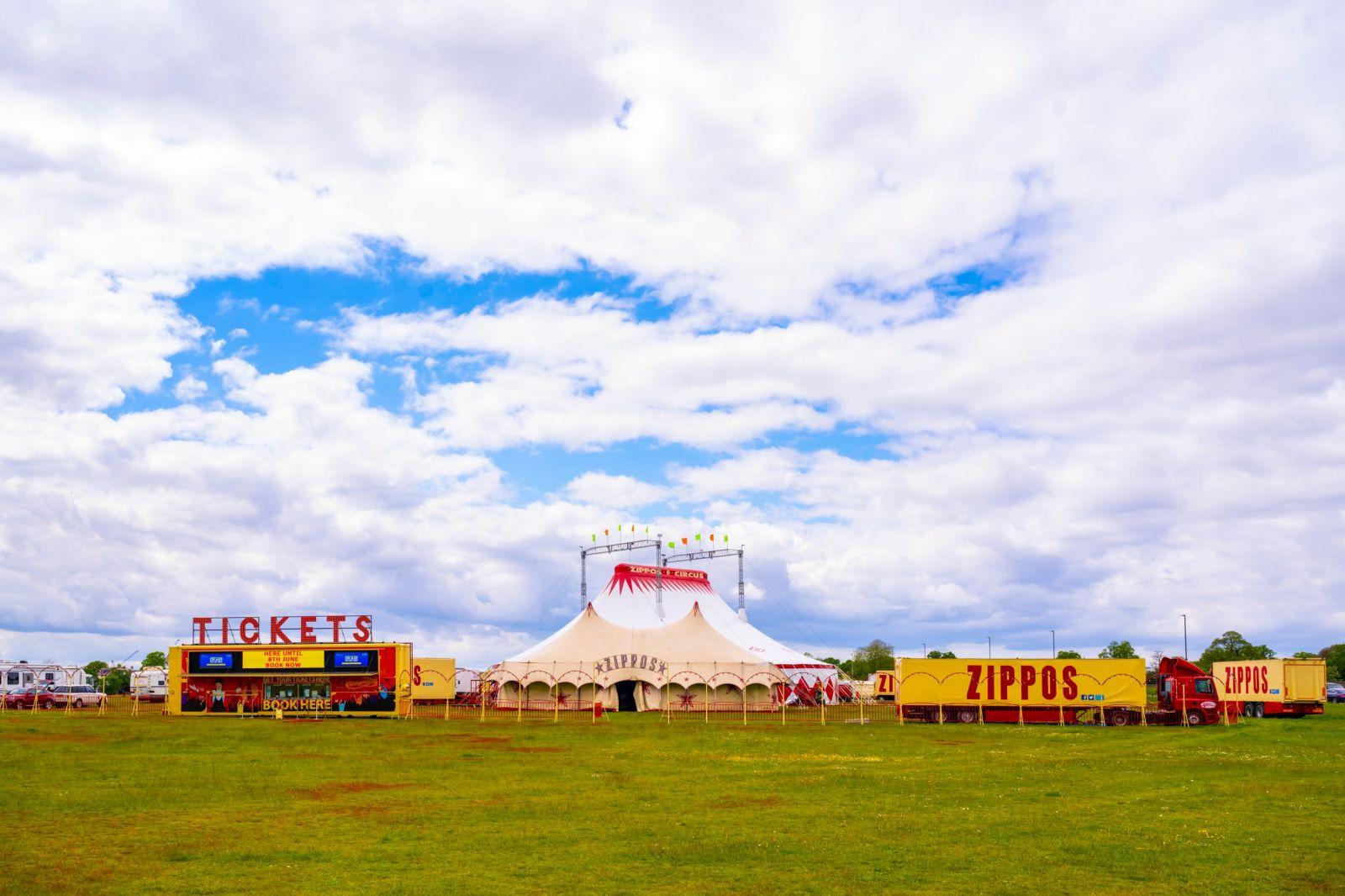 Zippos Circus Big Top (2) Photographer credit: Piet-Hein Out