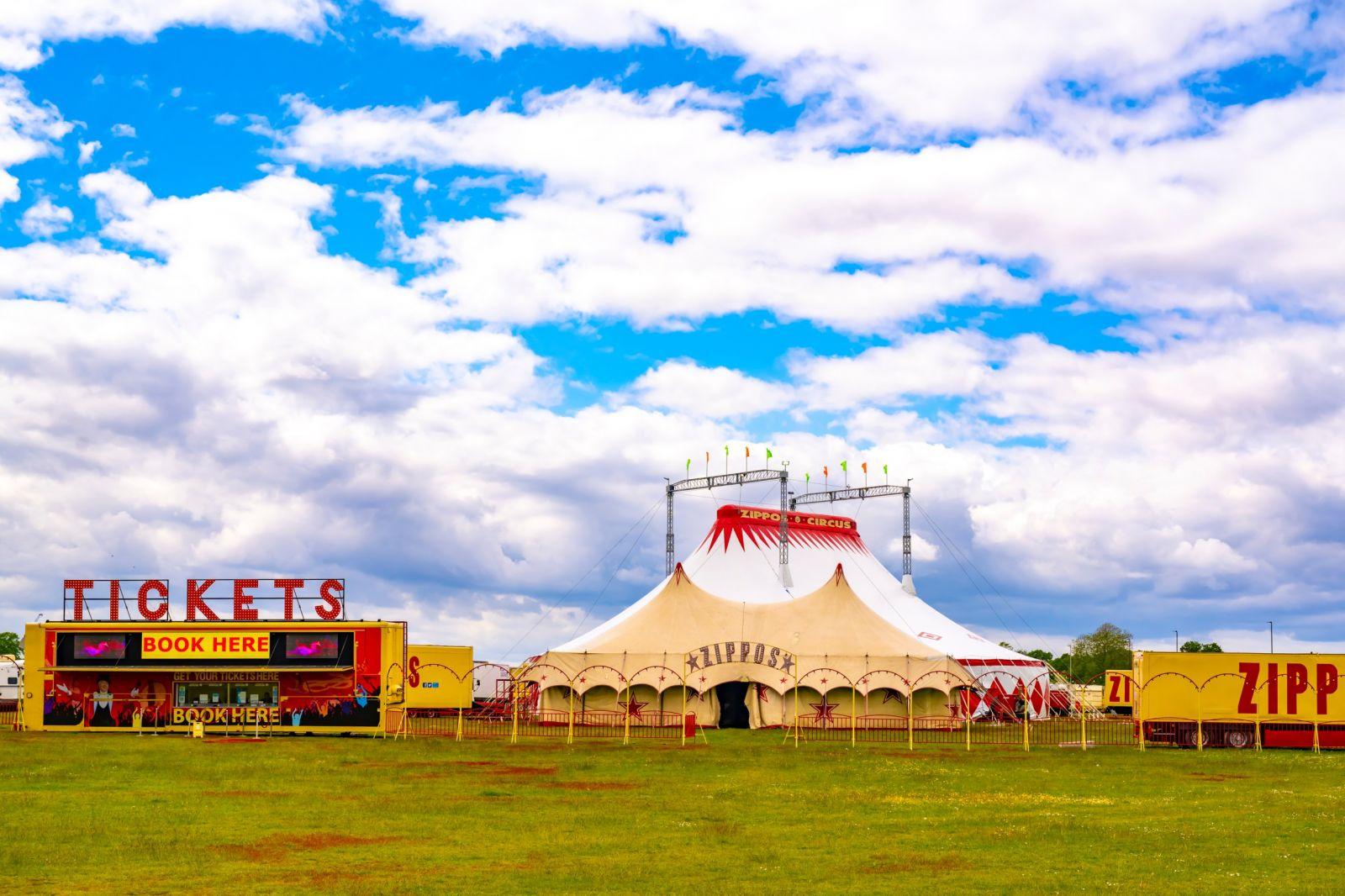 Zippos Circus Big Top (3) Photographer credit: Piet-Hein Out